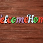"Слова ""Welcome Home"""