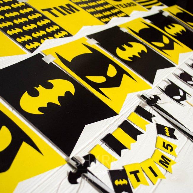 Мини-набор декора «Batman»