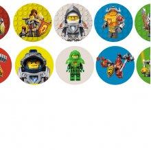 "Мини-набор ""Lego Nexo Knights"" (для печати)"