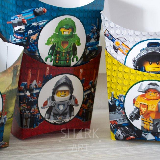 """Мини-набор """"Lego Nexo Knights"""""""