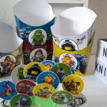 "Набор ""Lego Nexo Knights"" (для печати)"