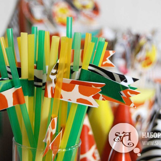 Набор декора «Мадагаскар»