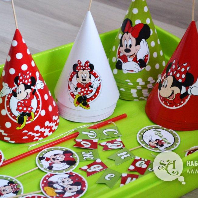 Набор декора «Мики Маус»