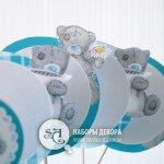 Набор декора «Мишка Teddy»