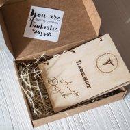 Подарочная коробочка А5