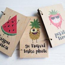 """Скетчбуки """"Crazy fruits"""""""