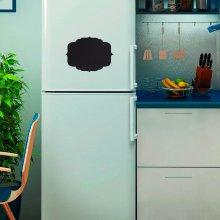 """Меловая табличка на холодильник """"Ампир"""""""