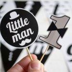Мини-набор декора «Little Man»