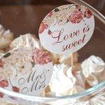 Свадебный декор для Кенди Бара