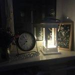 Деревянный фонарь подсвечник 40 см
