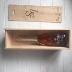 Коробка для вина с твоей гравировкой