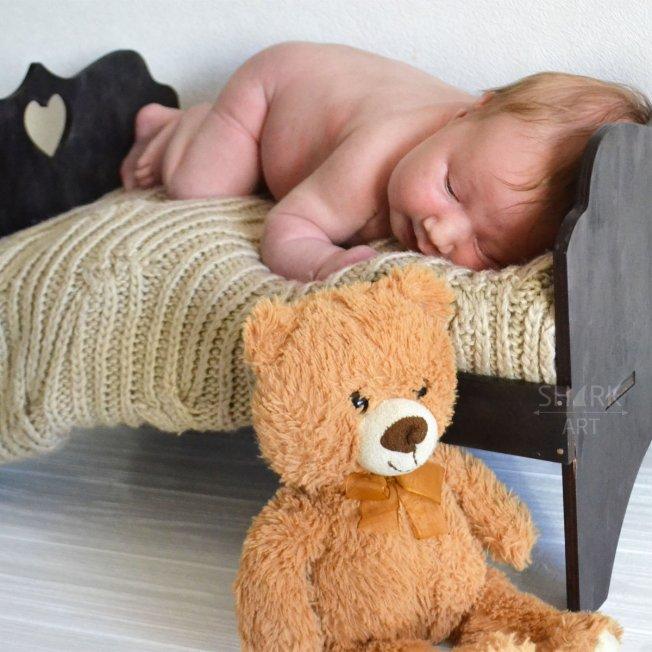 Кроватка для фотосессии младенцев