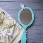 Зеркало с короной