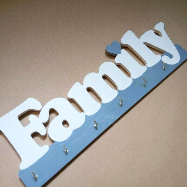 Ключница «Сім'я»