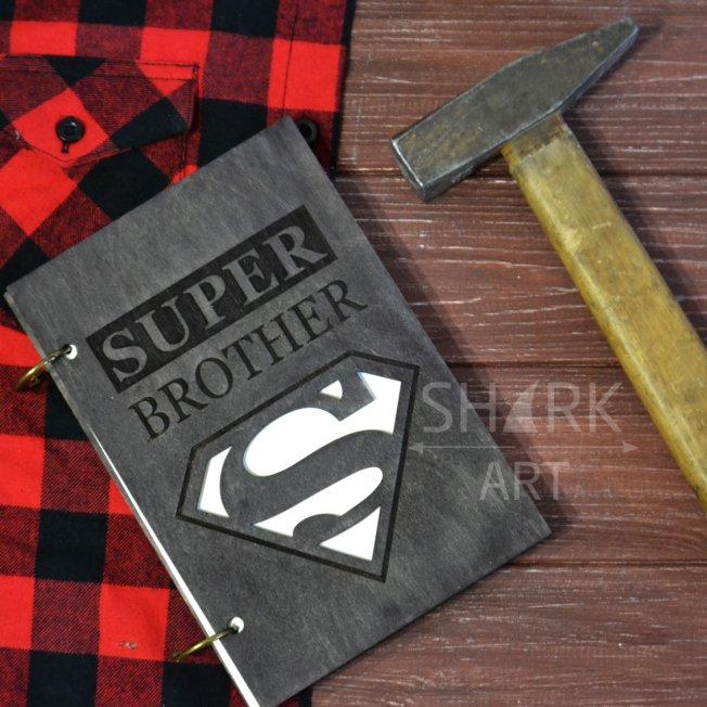 """Блокнот А5 """"Super ПАПА"""""""