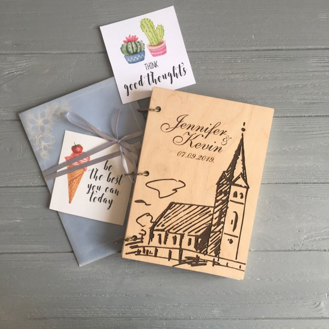 Гостевая книга на свадьбу