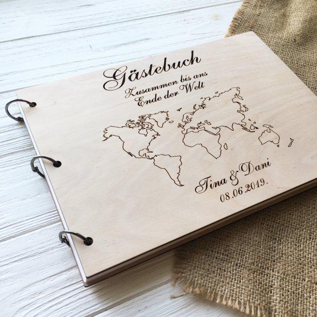 Книга пожеланий А4