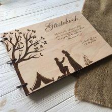 Свадебная книга пожеланий А4