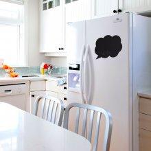 """Грифельная доска на холодильник """"Реплика"""""""