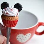 Чайная ложечка с Mickey Mouse