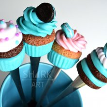 "Ложечка ""Cupcake with Tiffany"""